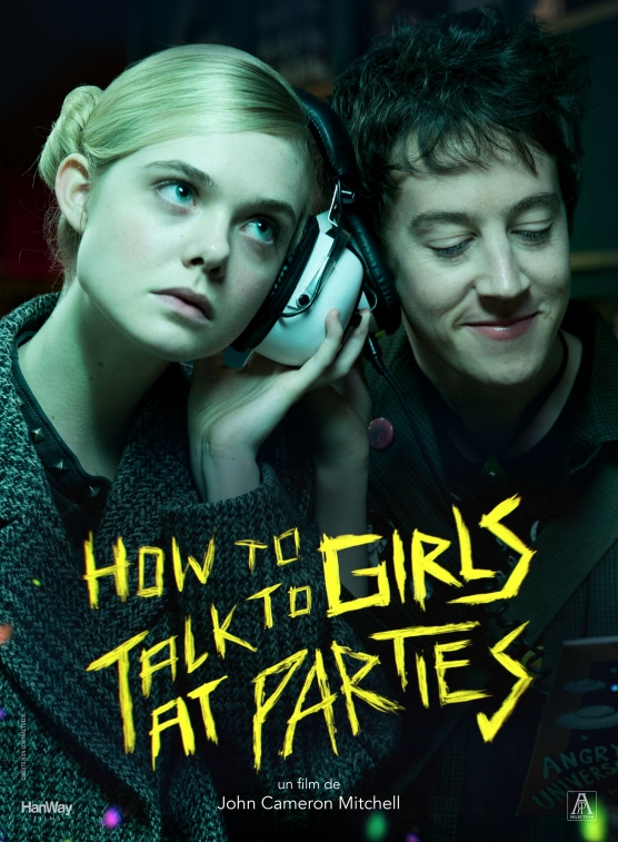 Comédie How to talk to girls at parties